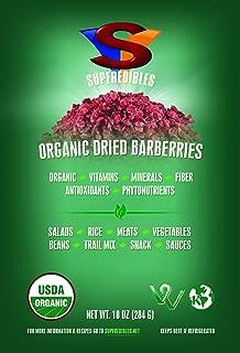 Organic Dried Barberries