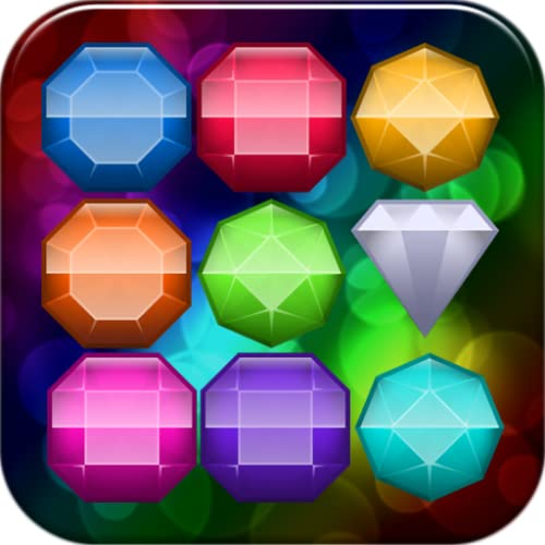 Jewel Match - Puzzle game: swipe and blast 3 gems!