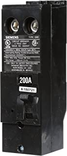 Siemens QN2200R 200-Amp 2 Pole 240-Volt Circuit Breaker