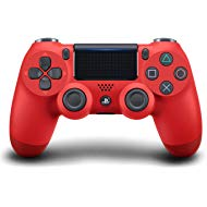 DualShock 4 Wireless Controller... DualShock 4 Wireless Controller for PlayStation 4 - Magma Red
