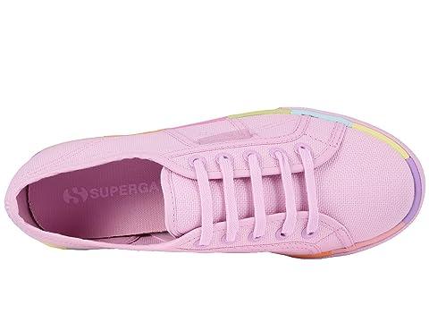 Cotmultifoxing Pink Platform Sneaker W Superga Multi 2790 q6XPvw