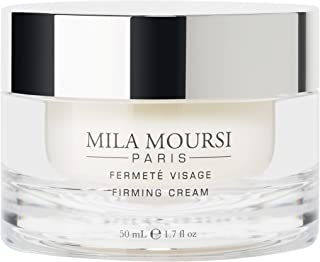 Mila Moursi Skin Care Firming Cream with Peptides, Anti-Sagging Cream to improve firmness and texture 1.7 Fl Oz