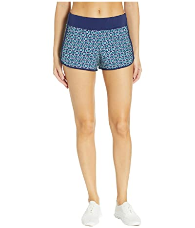 Tommy Bahama Active Pull-On Shorts (White) Women