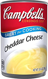 Campbell's Condensed Soup, Cheddar Cheese, 10.75 Ounce
