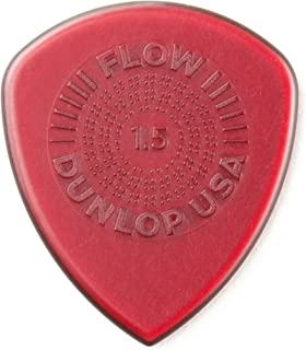 Dunlop Flow Standard Grip 1.5mm Guitar Picks (549P1.5)