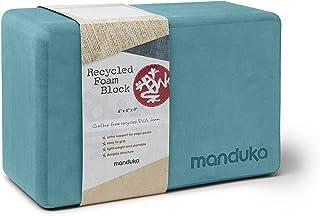 Manduka - Bloques de yoga y ejercicio