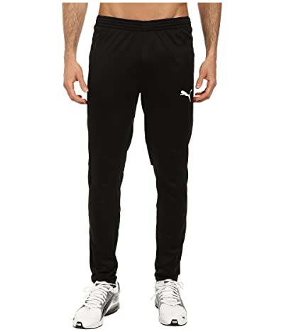 PUMA Training Pants (Black/White) Men