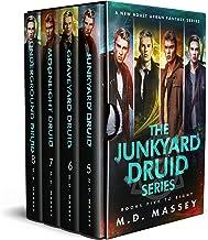 Junkyard Druid Books 5-8: An Urban Fantasy Boxed Set (Junkyard Druid Urban Fantasy Boxed Sets Book 2)
