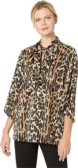 Nat Leopard Khaki