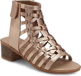 2e9733ccc5f Olivia Miller OMG Kids Gladiator Heeled Sandal