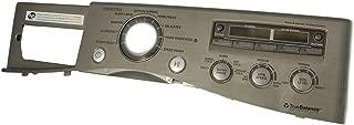 LG Electronics AGL32761620 Washing Machine Control Panel, Brushed Stainless Steel