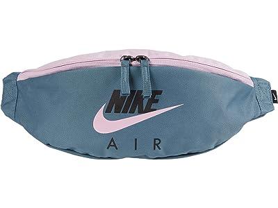 Nike Heritage Hip Pack Air Graphic (Ozone Blue/Light Arctic Pink/Light Arctic Pink) Handbags