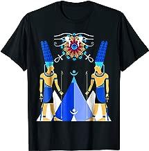 African Art Amen-Ra T-Shirt Ancient Egyptian God Amun