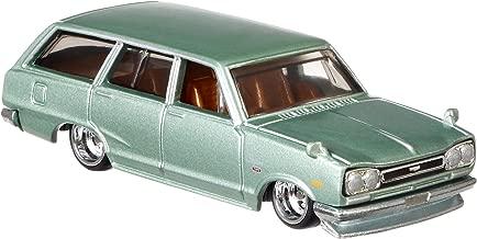 Hot Wheels Nissan C10 Skyline Wagon Vehicle