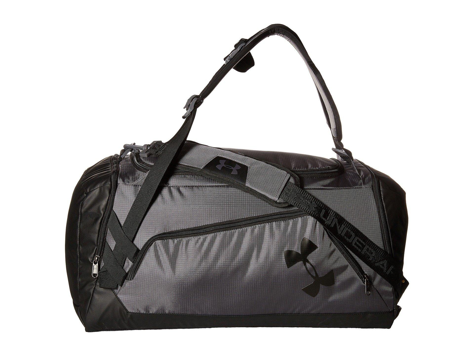 Bolso de Lona para Hombre Under Armour UA Contain Duo+ Backpack/Duffel  + Under Armour en VeoyCompro.net