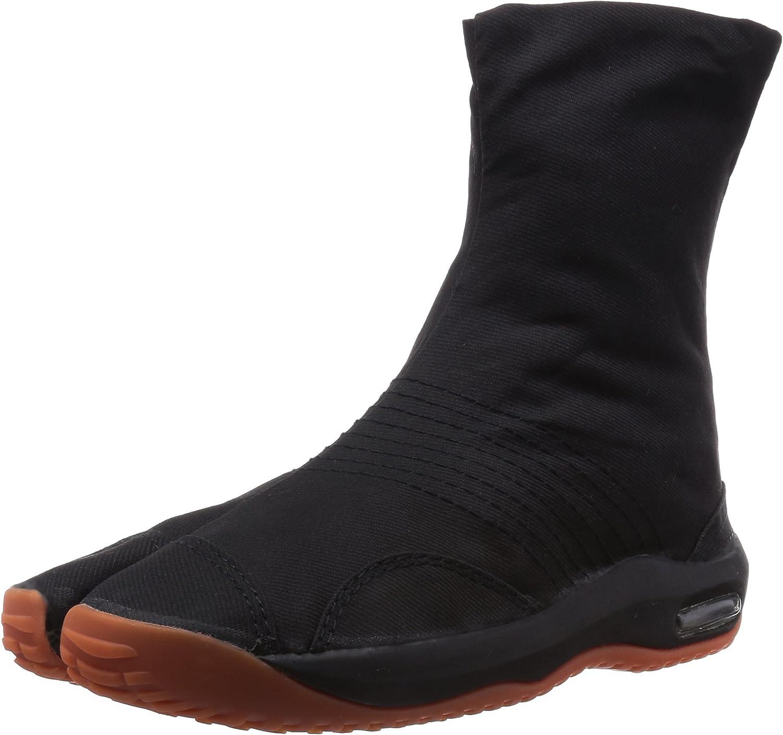 MARUGO Tabi Boots Ninja shoes Jikatabi (Outdoor Tabi) Air JOG6 Black