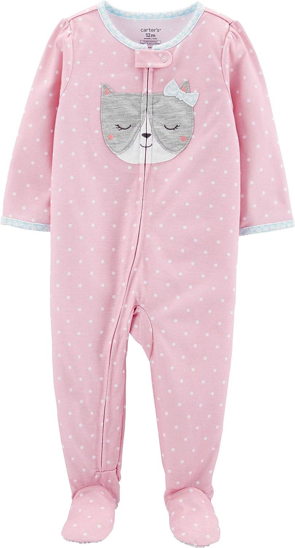 Carter's Baby Girls' 1 Pc Cotton 331g244