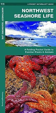 Northwest Seashore Life: A Folding Pocket Guide to Familiar Plants & Animals