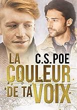 La couleur de ta voix (French Edition)