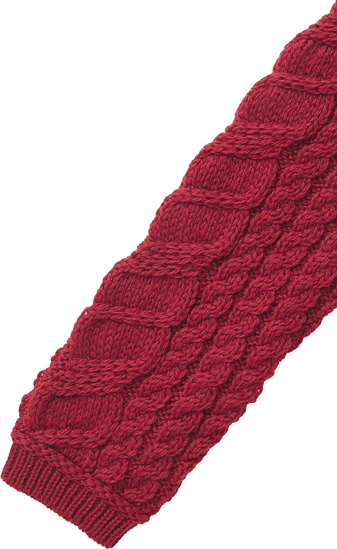 Aran Crafts Women's Irish Soft Cable Knitted Zip Cardigan (100% Merino Wool)