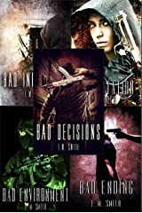 Bad Ops (The Agent Juliet Box Set) Kindle Edition
