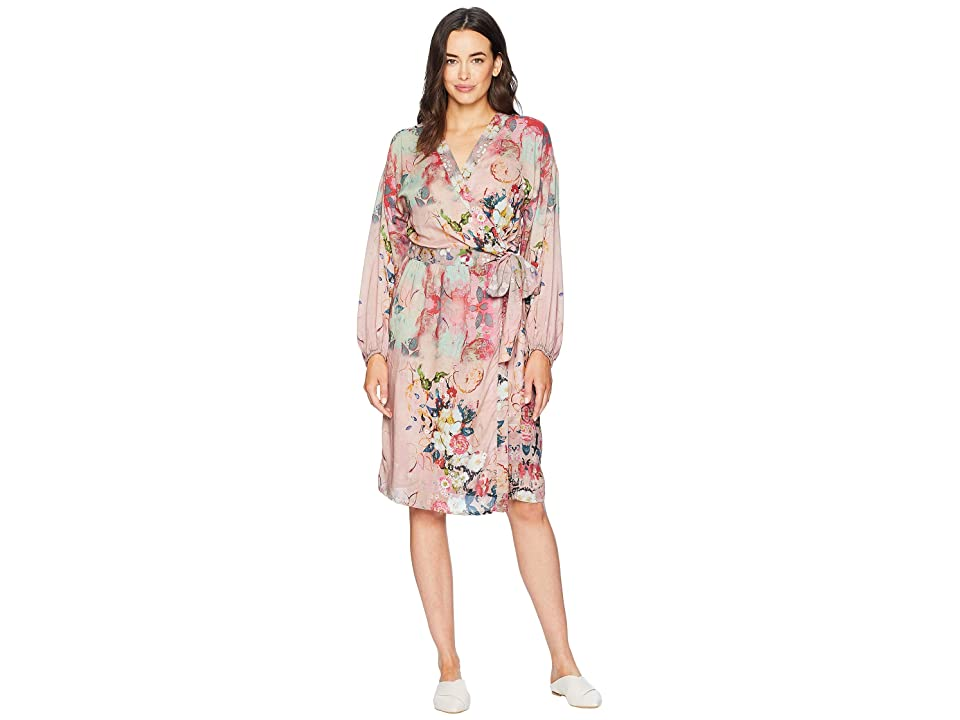 Tolani Zaraina Tunic Dress (Rose) Women