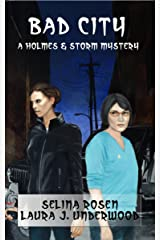 Bad City (The Holmes & Storm Mysteries Book 2) Kindle Edition
