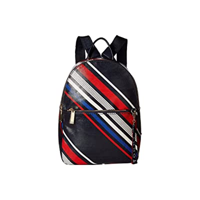 Tommy Hilfiger Sierra Backpack (Navy/Multi) Backpack Bags