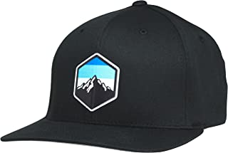 LINDO Flexfit Pro Style Hat - Mountain Sky