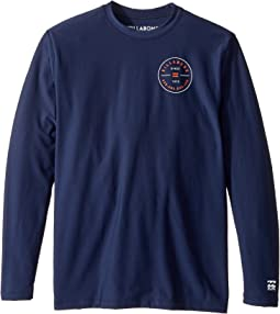 Billabong Kids - Rotor LF Long Sleeve Wetshirt (Toddler/Little Kids/Big Kids)