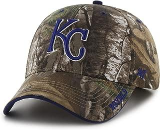 '47 MLB Frost MVP Camo Adjustable Hat