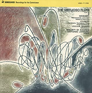 The Virtuoso Flute Volume 2