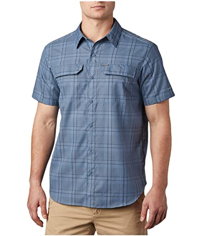 Columbia Silver Ridgetm 2.0 Multi Plaid Short Sleeve Shirt (Mountain Grid Plaid) Men