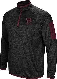 Colosseum NCAA Men's Scrimmage 1/4 Zip Windshirt Pullover