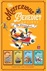 The Mysterious Benedict Society Complete Series (Books 1-4) ebook bundle Kindle Edition