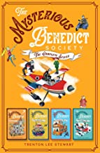 The Mysterious Benedict Society Complete Series (Books 1-4): now a major Disney+ series