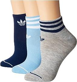 Originals 3-Pack Low Cut Socks