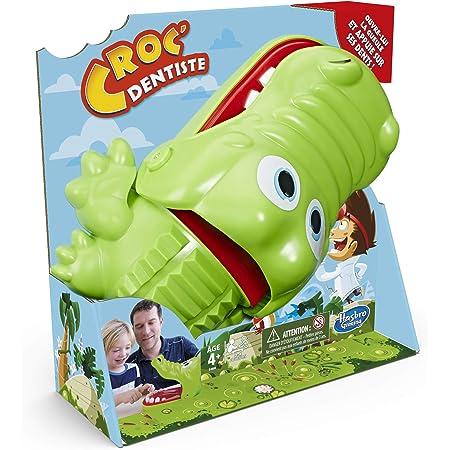 Croc' Dentiste, Crocodile Dentiste, Jeu de societe pour enfants, Version francaise