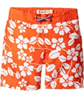 Appaman Kids - Island Floral Swim Trunks (Toddler/Little Kids/Big Kids)