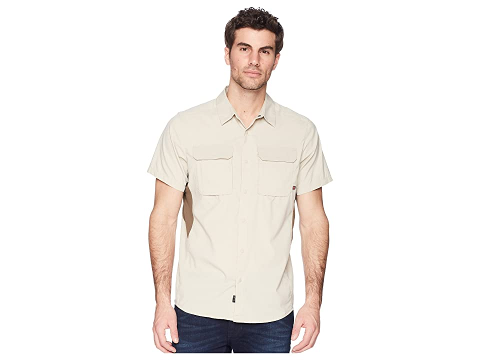 Mountain Hardwear Canyon Protm Short Sleeve Top (Sandblast) Men