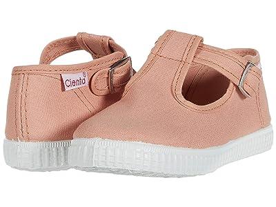 Cienta Kids Shoes 51000 (Infant/Toddler/Little Kid/Big Kid) (Nude) Girl