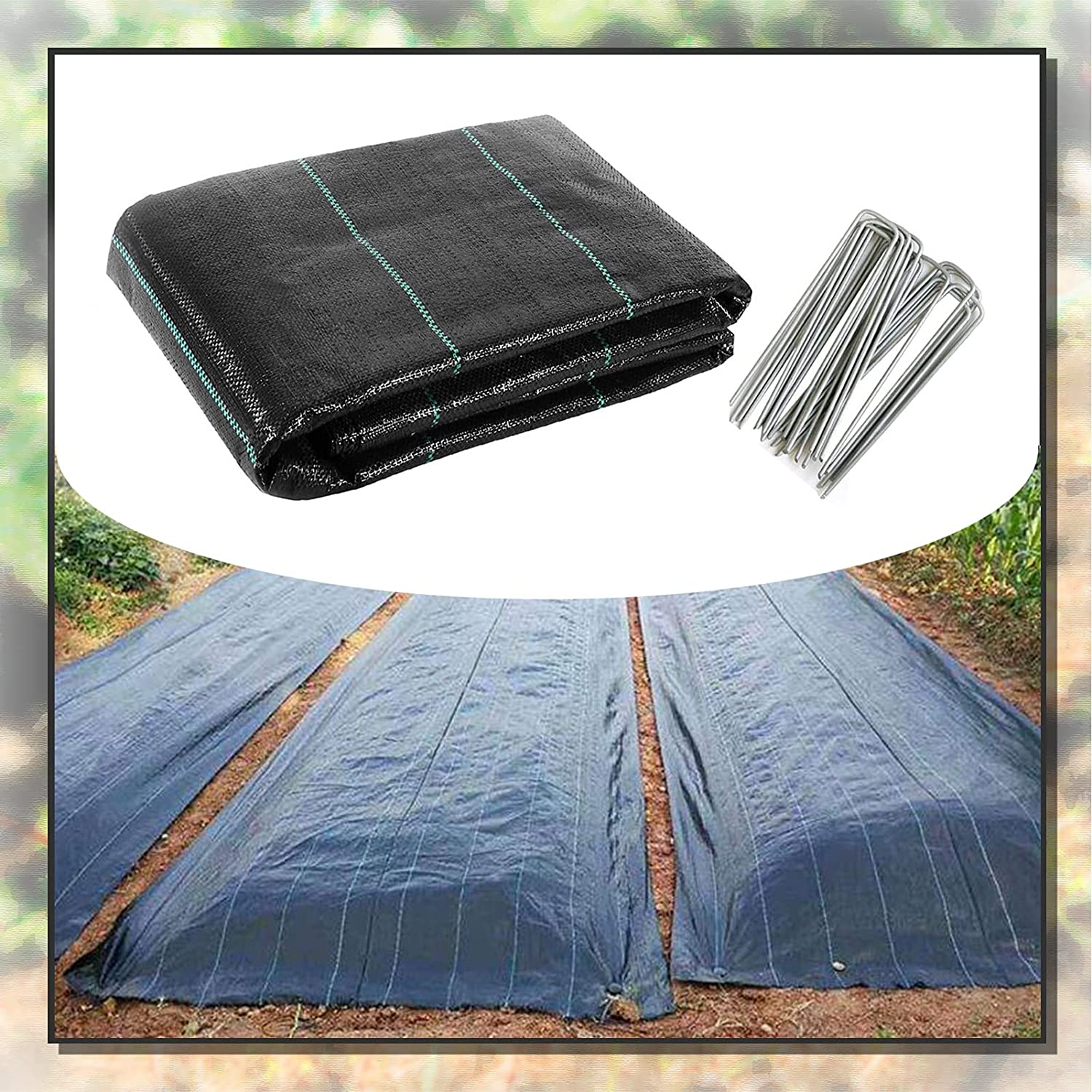 XUEXUE Weed Barrier Fabric Membrane Landscape safety Heavy Factory outlet G Duty