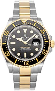Rolex Sea-Dweller Mechanical (Automatic) Black Dial Mens Watch 126603 (Certified Pre-Owned)
