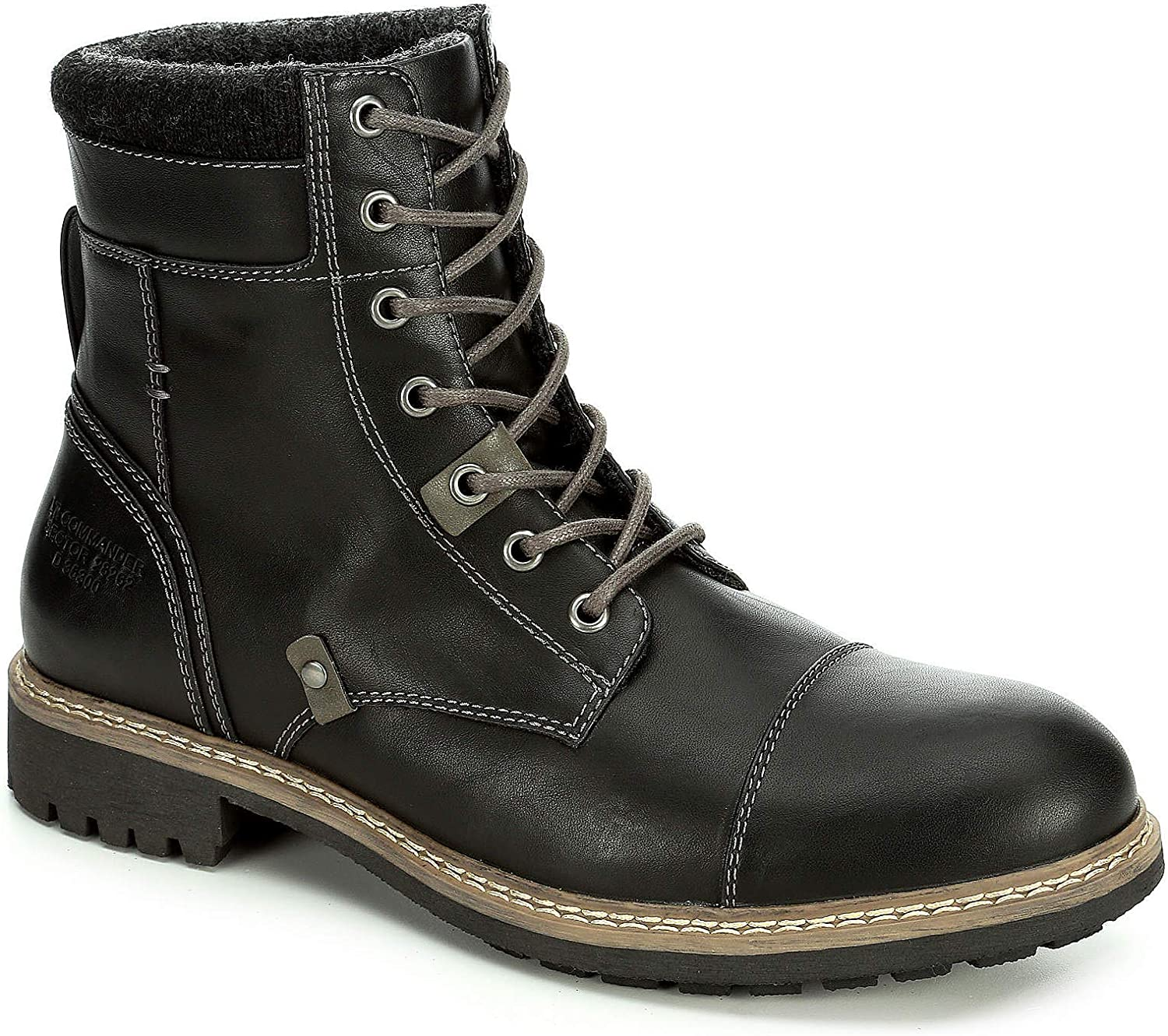 Restoration Mens Brody Lace Up Ankle Boot shoes