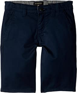 Everyday Union Stretch Chino Shorts (Toddler/Little Kids)