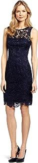 Women's Illusion Neckline Lace Dress