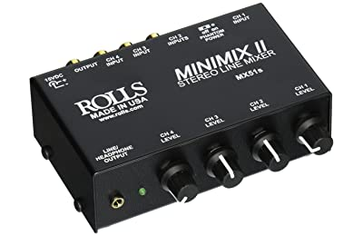 Best Rated in Unpowered Recording Mixers & Helpful Customer