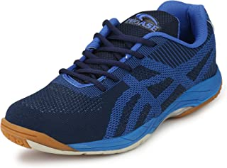 ProASE Men's Synthetic Badminton Shoes