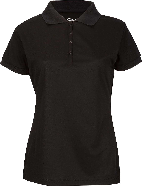 Premium Polo T-Shirt for Junior Girls – High-Performance Moisture Wicking Fabric : Sports & Outdoors