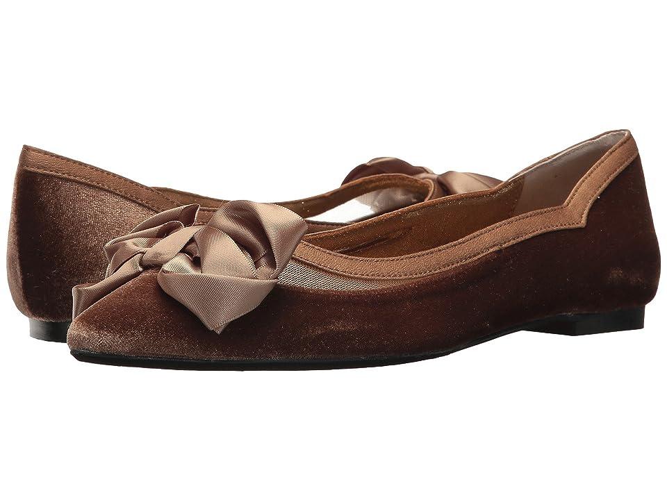 J. Renee Allitson (Mink Velvet) High Heels